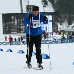 Finlandia-hiihto - Jussi Kärävä (1587)