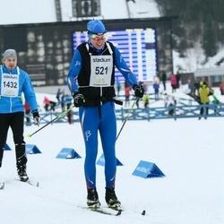 Finlandia-hiihto - Antti Veikko Pfister (521)