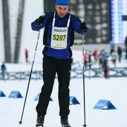 Finlandia-hiihto - Anton Syrov (5207)