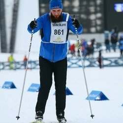 Finlandia-hiihto - Kari Kuosmanen (861)
