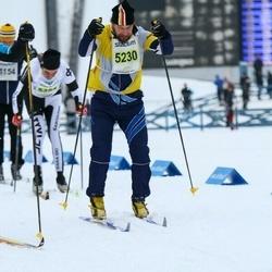 Finlandia-hiihto - Kalevi Vikman (5230)