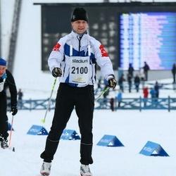 Finlandia-hiihto - Georg Sjögren (2100)