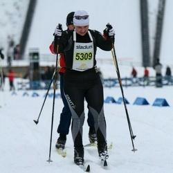 Finlandia-hiihto - Riitta Jumisko (5309)