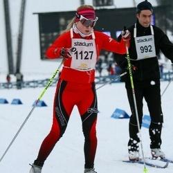 Finlandia-hiihto - Hannu Rantakömi (992), Suvi Tulonen (1127)