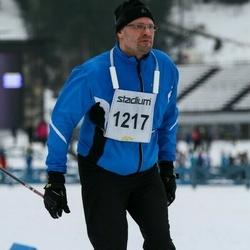Finlandia-hiihto - Heikki Mäkikuutti (1217)