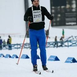 Finlandia-hiihto - Rasmus Kagge (2117)