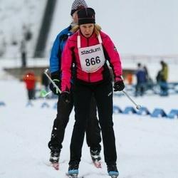 Finlandia-hiihto - Ritva Rissanen (866)