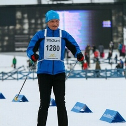 Finlandia-hiihto - Martti Suhonen (1280)