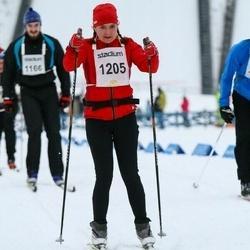 Finlandia-hiihto - Grit Ruben (1205)