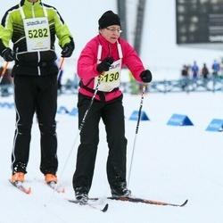 Finlandia-hiihto - Anne Silván (5130)