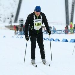 Finlandia-hiihto - Pekka Hällfors (5167)