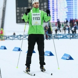 Finlandia-hiihto - Tommy Gulin (1153)