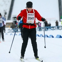 Finlandia-hiihto - Raija Kujansivu (2041)