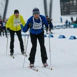 Finlandia-hiihto - Meelis Lepp (2007)