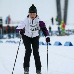 Finlandia-hiihto - Susanne Blomqvist (1456)