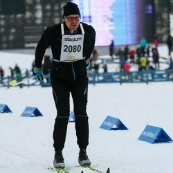 Finlandia-hiihto - Janne Kyllönen (2080)