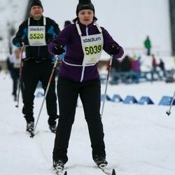 Finlandia-hiihto - Seija Toikkanen (5039)