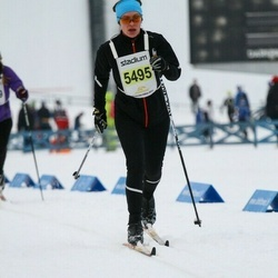Finlandia-hiihto - Sirpa Marttila (5495)