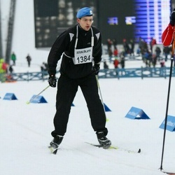 Finlandia-hiihto - Olli Nurmi (1384)