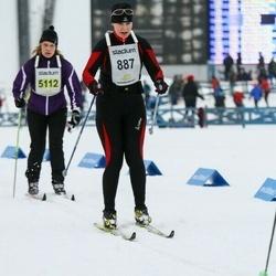 Finlandia-hiihto - Marja Leinonen (887)