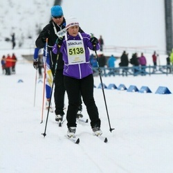 Finlandia-hiihto - Tuovi Kukkonen (5138)
