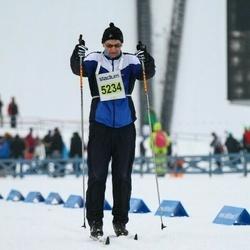 Finlandia-hiihto - Mirjami Korhonen (5324)