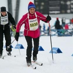Finlandia-hiihto - Sinikka Simola (5030)