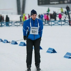 Finlandia-hiihto - Niklas Sarparanta (921)