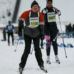 Finlandia-hiihto - Jouni Vilenius (5100)
