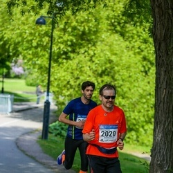 Helsinki Half Marathon - Otto Mikael Savolainen (2020)