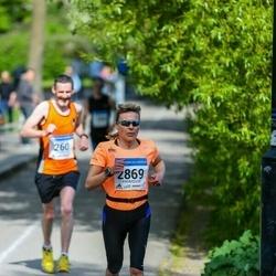 Helsinki Half Marathon - Mirja Vartiainen (2869)
