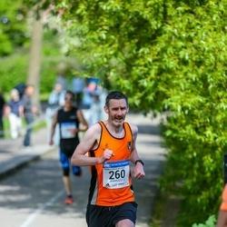 Helsinki Half Marathon - Desmond Fahy (260)