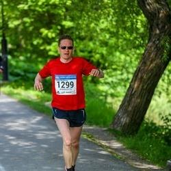 Helsinki Half Marathon - Tuomas Martikainen (1299)
