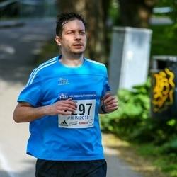 Helsinki Half Marathon - Riku Tuominen (2297)