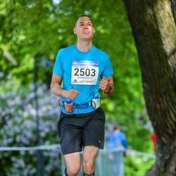Helsinki Half Marathon - Tuomas Wuorikoski (2503)