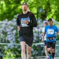 Helsinki Half Marathon - Riina Silvennoinen (2062)