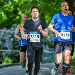 Helsinki Half Marathon - Sami Lahtinen (2690), Atte Rytkönen (2819)