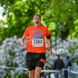 Helsinki Half Marathon - Antti Toivanen (2263)