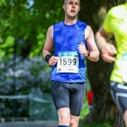 Helsinki Half Marathon - Heikki Paasonen (1599)