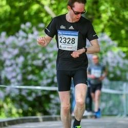 Helsinki Half Marathon - Mikko Uimonen (2328)