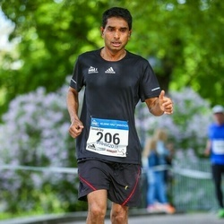 Helsinki Half Marathon - Suvash Dey (206)