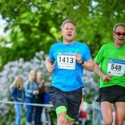 Helsinki Half Marathon - Harri Mäkelä (1413)