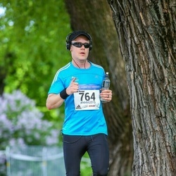 Helsinki Half Marathon - Juho Kauppi (764)