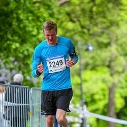 Helsinki Half Marathon - Matti Tillanen (2249)