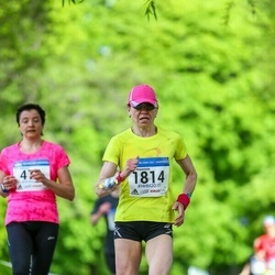 Helsinki Half Marathon - Merja Rautiainen (1814)