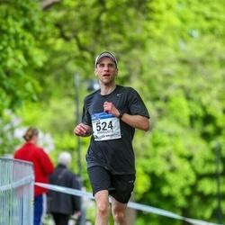 Helsinki Half Marathon - David Hyde (524)