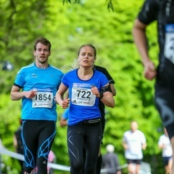 Helsinki Half Marathon - Johanna Karjalainen (722)
