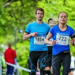 Helsinki Half Marathon - Johannes Rimpiläinen (1854)