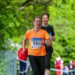 Helsinki Half Marathon - Marja Hämäläinen (545)