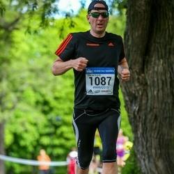 Helsinki Half Marathon - Kristoffer Laurila (1087)